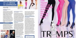 Intrend magazine; TRAMPS Fashion Compression Hosiery