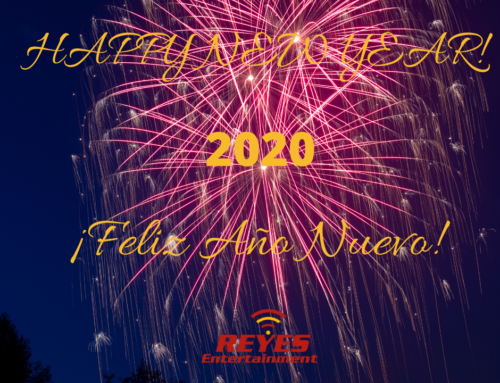 Happy New Year and Welcome, 2020!