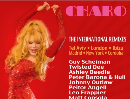 TO EASE YOUR PANDEMIC STRESS, CHARO WANTS YOU TO DANCE