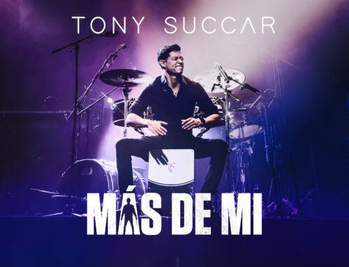 """La película """"Más de Mi"""" recorre la inspiradora trayectoria de Tony Succar, desde artista desconocido, hasta su triunfo como ganador del Grammy Latino."""